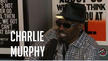From Hollywood tales to his couch, funnyman Charlie Murphy need not apologize
