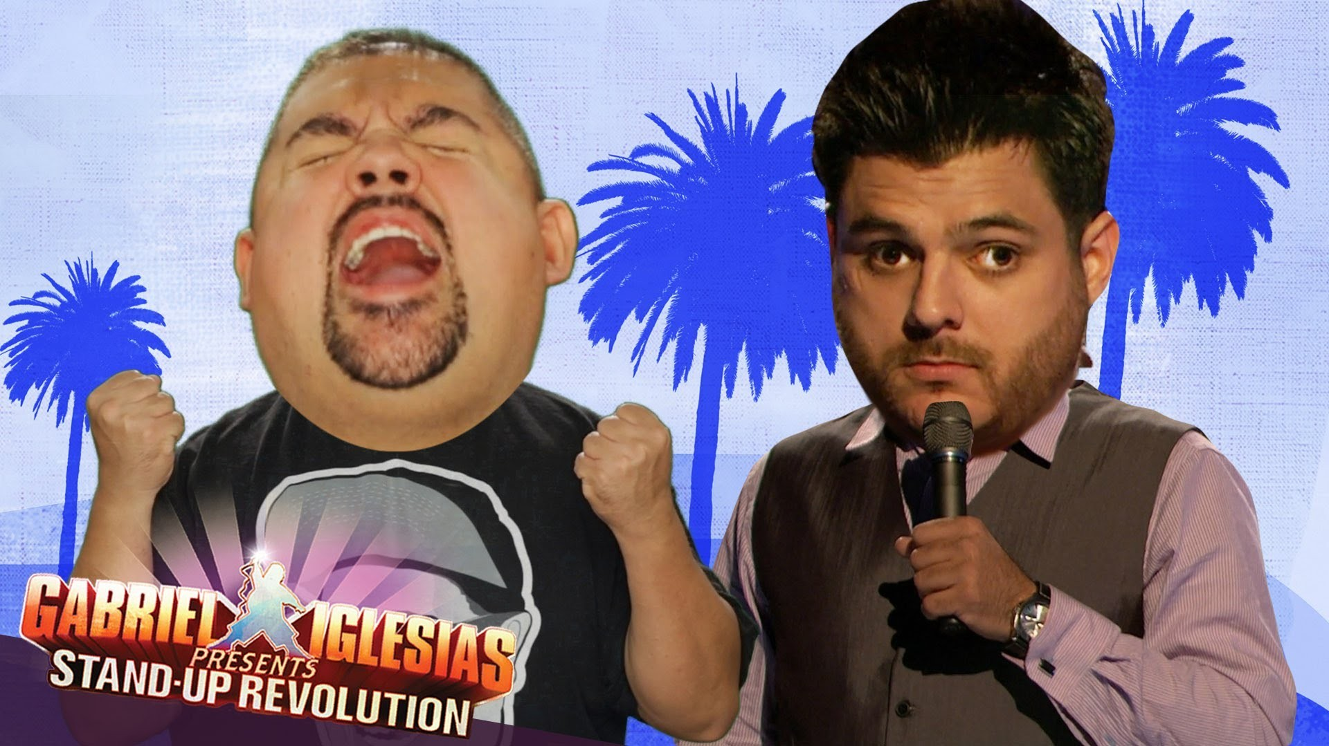 Season 3 of 'Gabriel Iglesias Presents Stand-Up Revolution' premieres on Oct. 3
