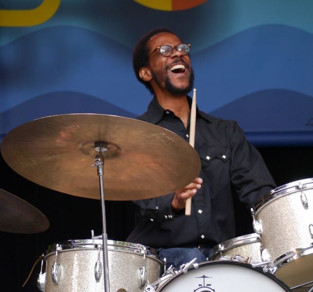 Monterey Jazz Festival's Sunday side acts surprise and delight