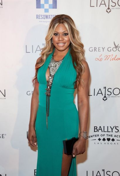 Laverne Cox opens Las Vegas' first gay nightclub on the Strip