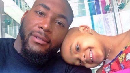 Bengals Devon Still gives daughter Leah prep talk before surgery