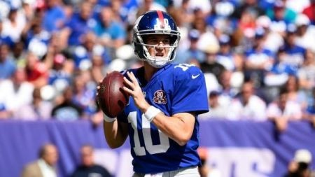 Things to watch for in Redskins vs. Giants on 'Thursday Night Football'
