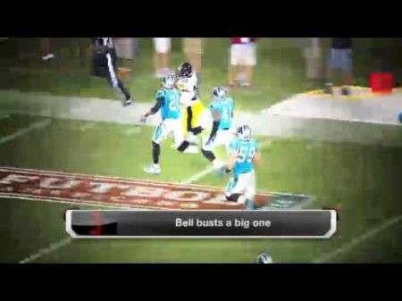 Steelers boost NFL running statistics with Bell and Blount out of the backfield