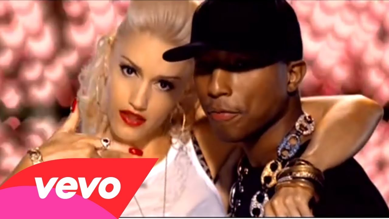Gwen and pharrell dating