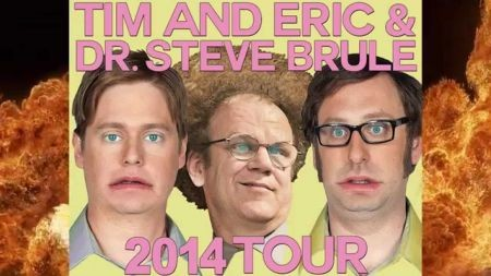 Tim and Eric bring unique brand of comedy to Royal Oak Music Theatre