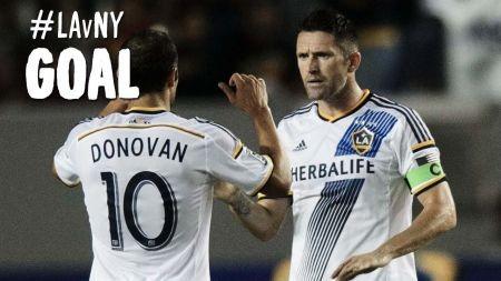 LA Galaxy: Landon Donovan gets MLS Player of the Week honor