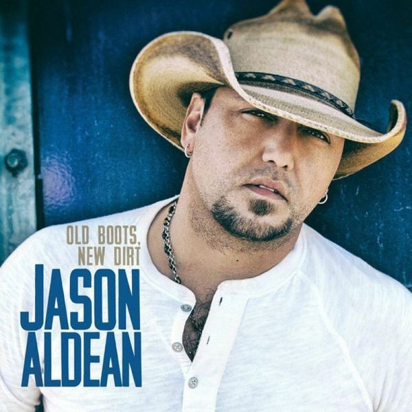 Jason Aldean's 'Old Boots, New Dirt' set for Oct. 7 release: See the track list
