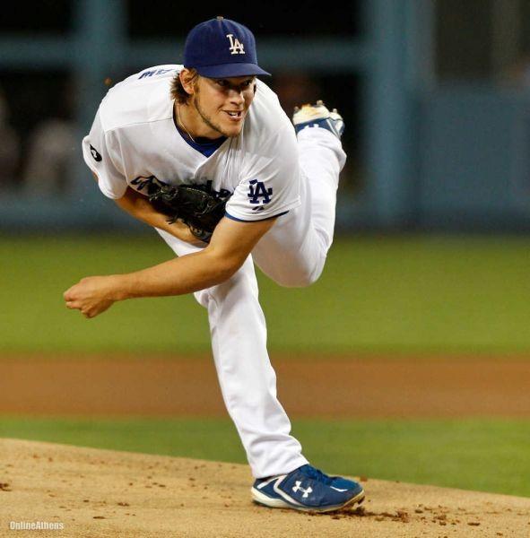 Dodgers' Clayton Kershaw is a machine