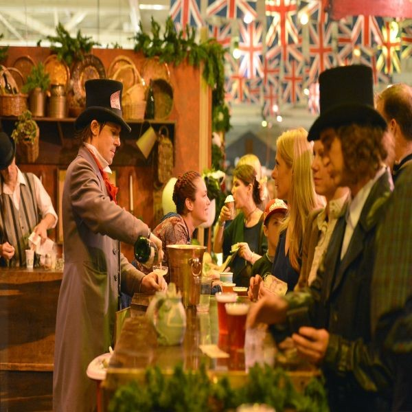 36th annual great dickens christmas fair coming to san francisco