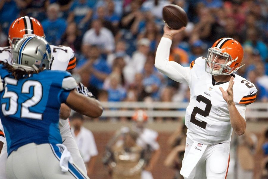 With season opener approaching, Cleveland Browns dealing with off-field issues