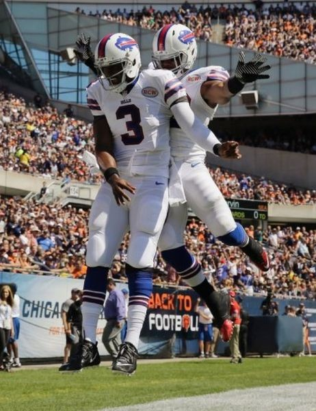 Bills give up early lead, come back to beat Bears 23-20 in overtime