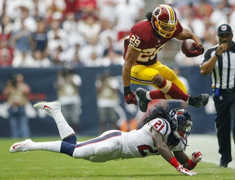 Behind the numbers of the Redskins 17-6 loss to the Texans