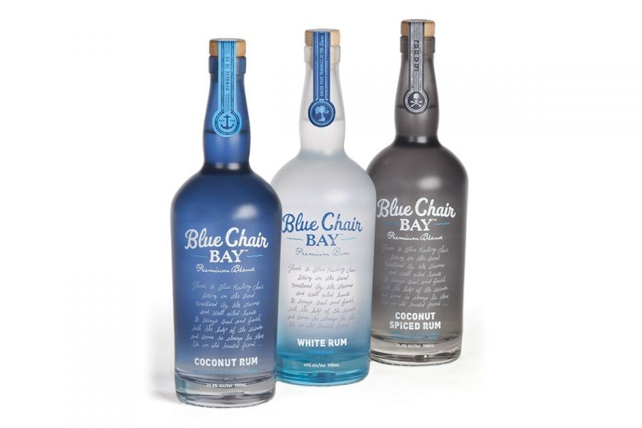 Superb Kenny Chesneyu0027s Fishbowl Spirits Launches New Blue Chair Bay Rum