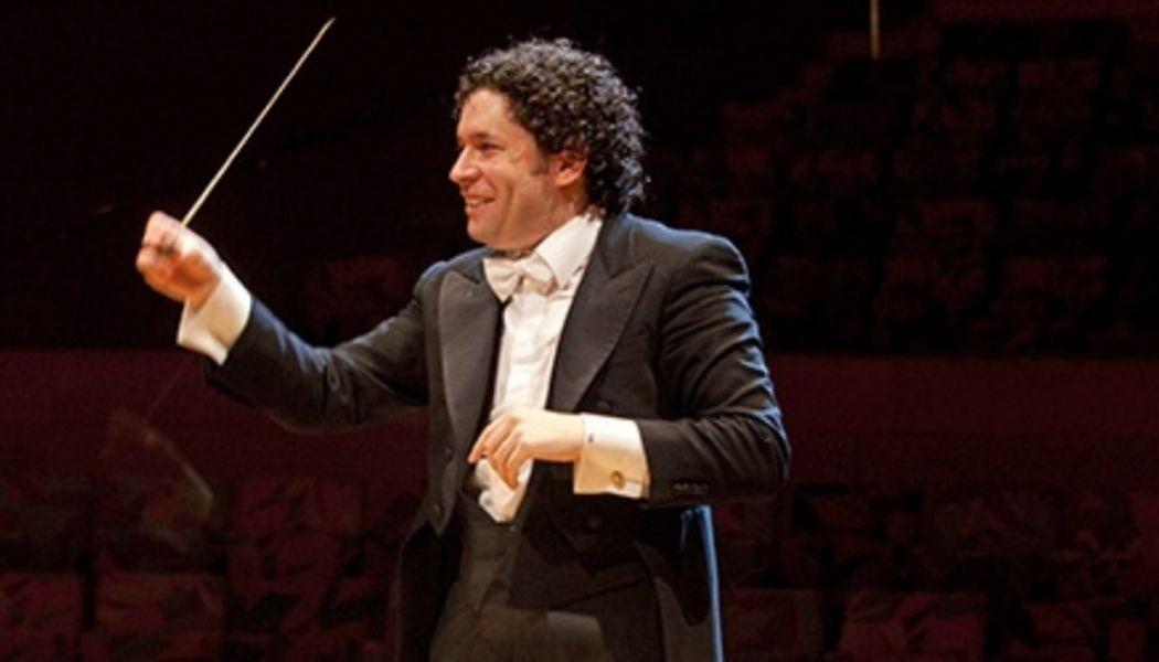 Dudamel opens 2014/2015 season at Walt Disney Concert Hall with Mahler's Fifth
