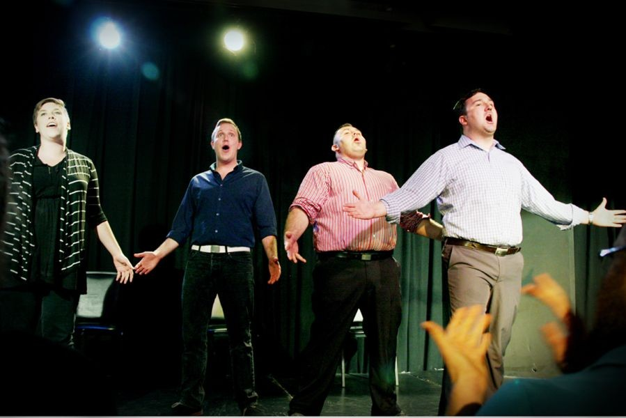 KC Improv Festival invites patrons to join in the comedy creative process