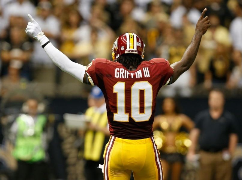 RGIII is not worried about people liking him, just wants to play football