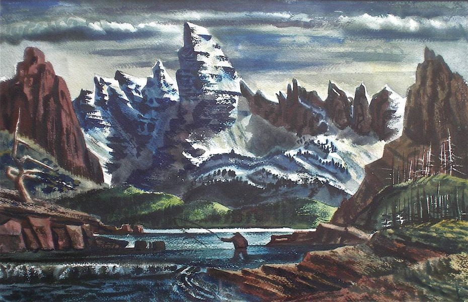 Explore three centuries of Western Landscapes at the Arvada Center