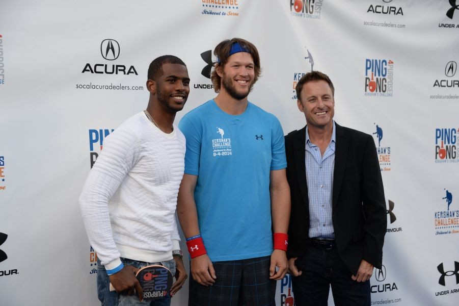 Kershaw's Challenge event a grand slam success