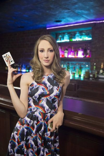 'Wizard Wars': Christen Gerhart talks new show, space and the power of magic