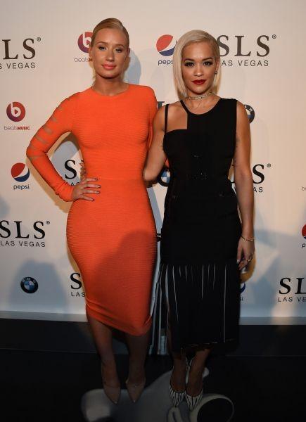 Rita Ora, Iggy Azalea promise a tough, sparkling VMA performance