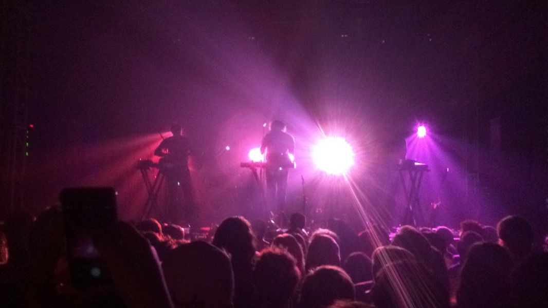 Washed Out brings Chill Wave to The Granada Theater