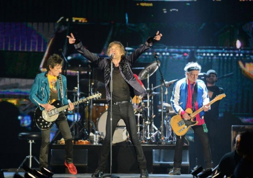 Rolling Stones announce new archival concert series: 'From The Vaults'