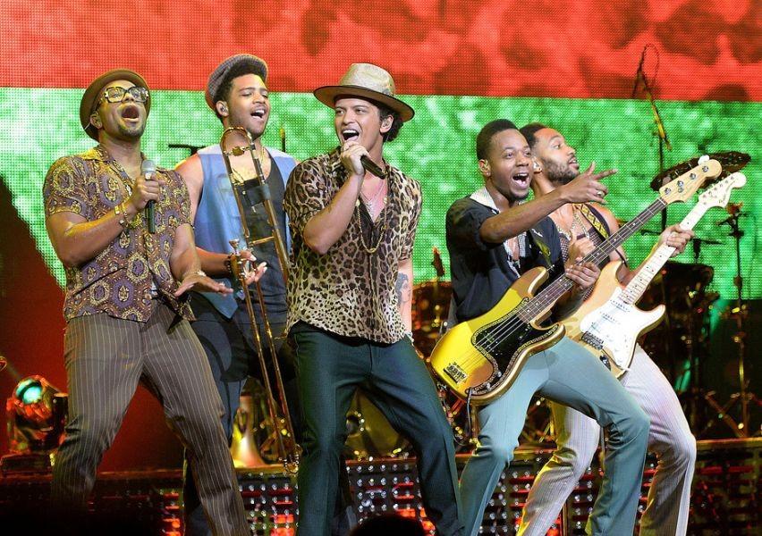 Bruno Mars' Moonshine Jungle Tour Mesmorizes New Orleans