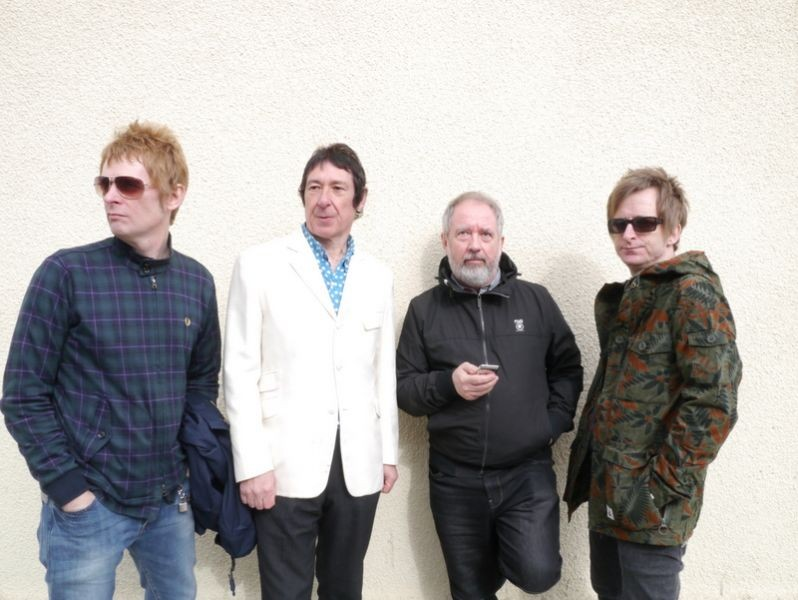 Buzzcocks still showing 'The Way' for punk fans with new album