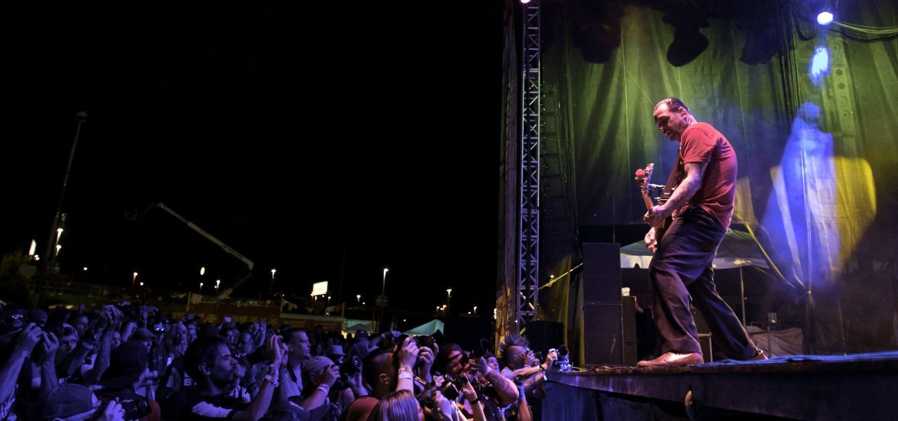 Social Distortion, The Cure earn their iconic status at Denver Riot Fest