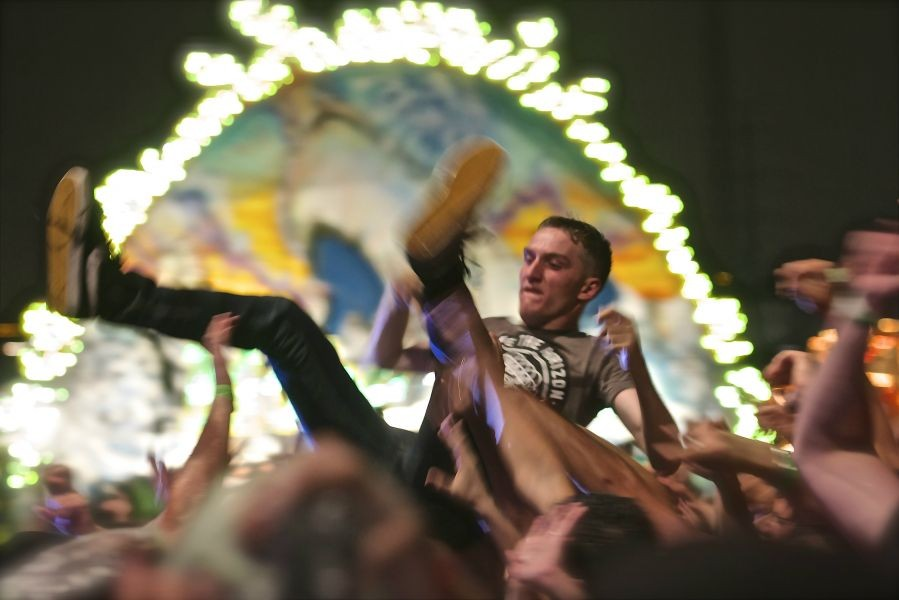 Denver Riot Fest recap: Revisiting my wasted punk rock youth