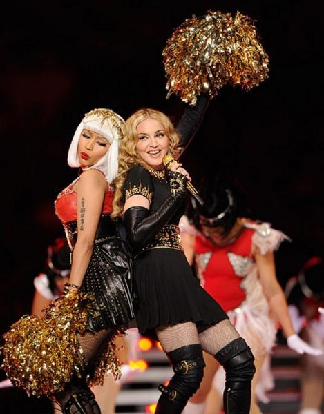 Madonna and Nicki Minaj may be working together yet again