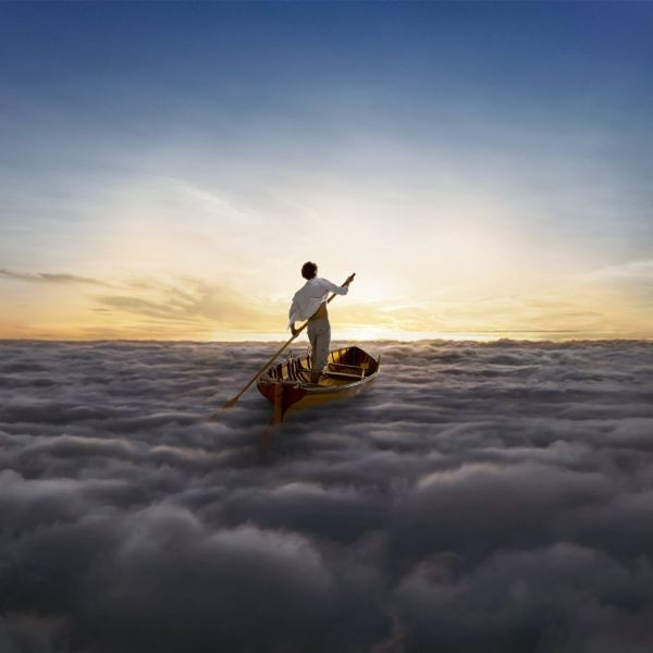 Pink Floyd's soon to be released album 'The Endless River' out in November