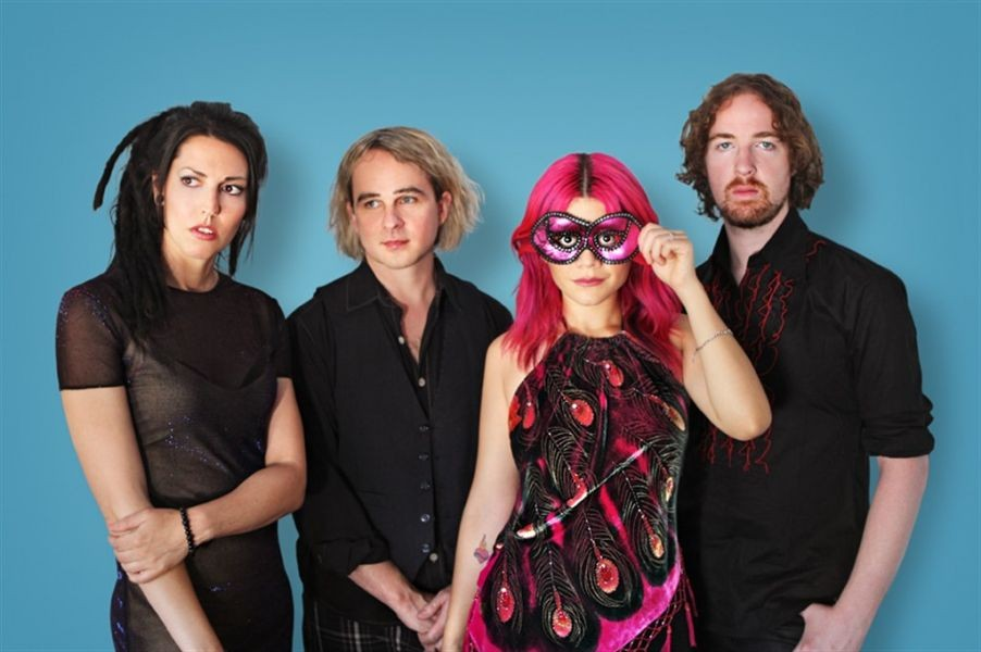 Interview with Allison Iraheta: The 'Idol' alum talks her new band Halo Circus