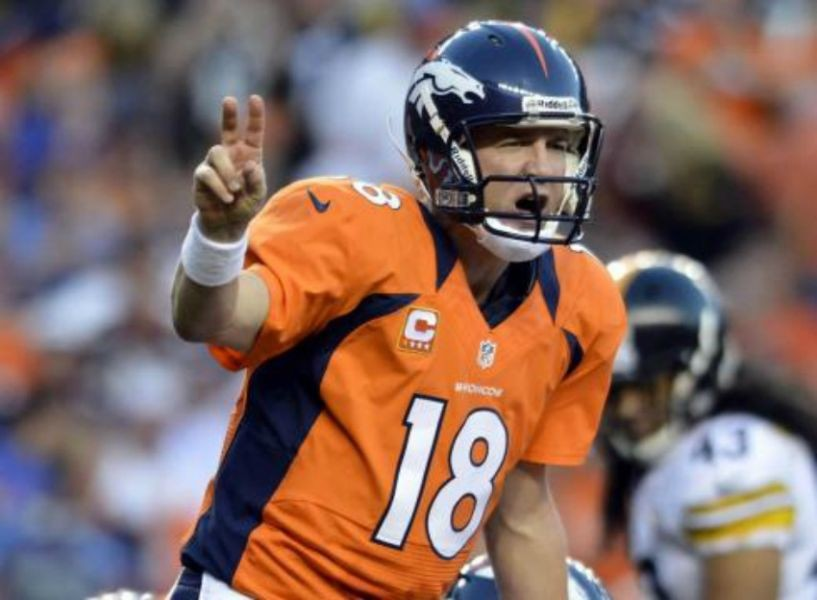 Peyton Manning remains NFL's best quarterback according to one stat