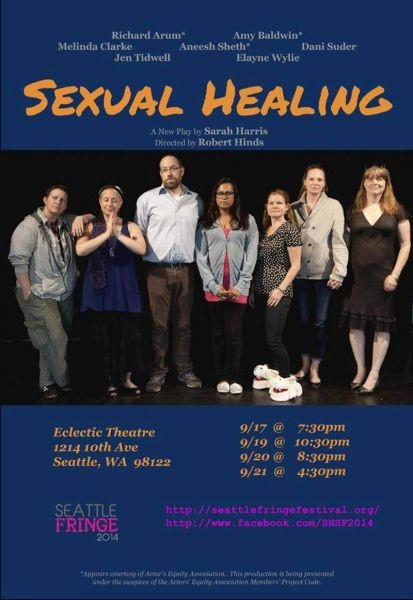 Seattle Fringe Festival review:  Sexual Healing