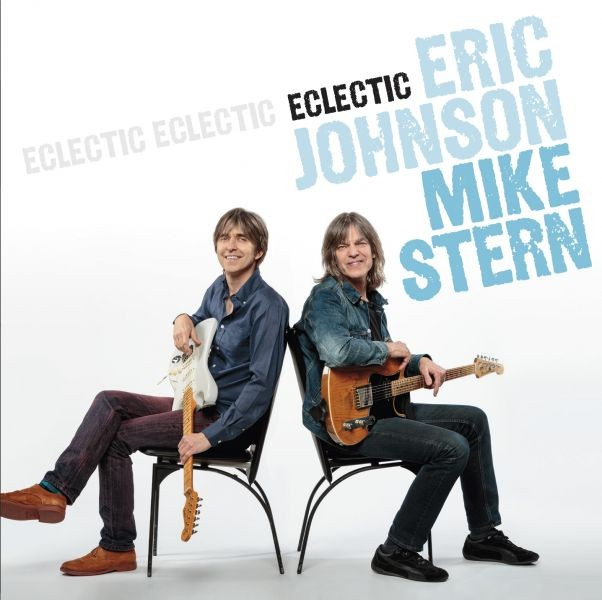 'Eclectic': Guitarists Eric Johnson & Mike Stern announce new album, tour