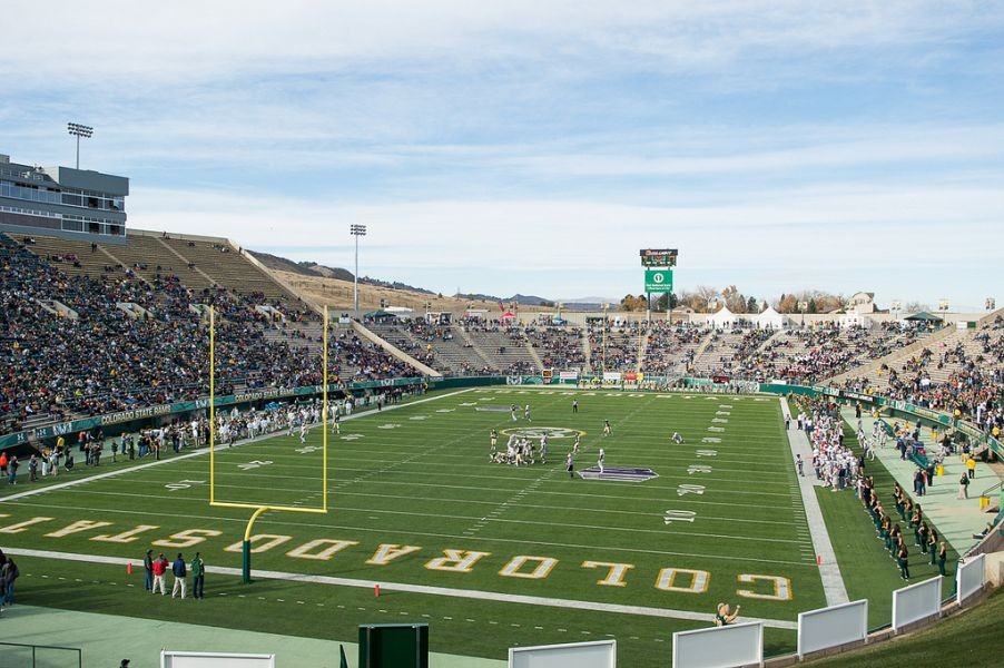 Three things that make Sonny Lubick Field at Hughes Stadium great