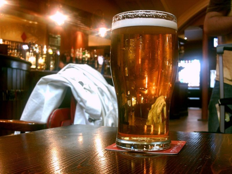 DIA offering 'Beer Flights' in the Jeppesen Terminal