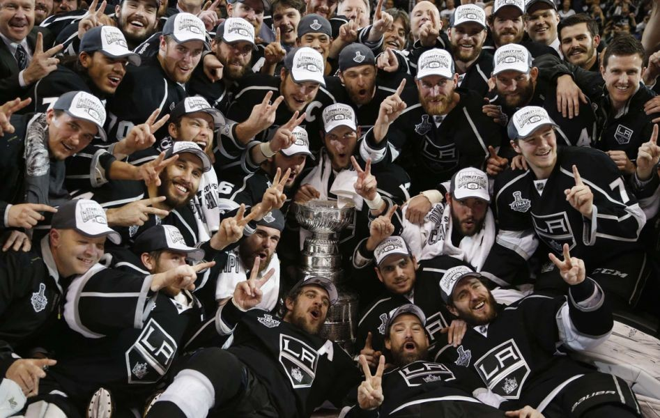 Which Kings players will get their names engraved on the Stanley Cup ?