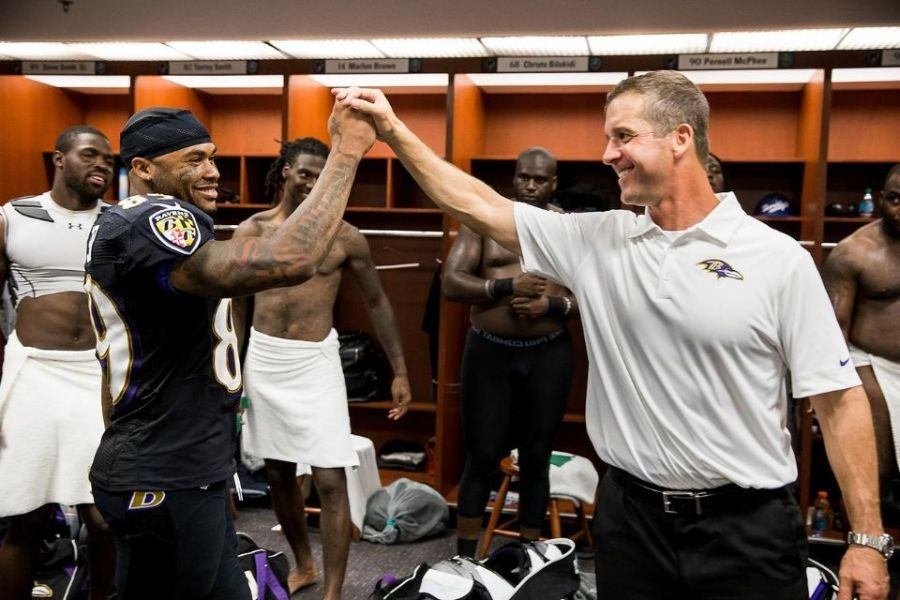 Ravens\' Harbaugh is the wrong man at the wrong time for Michigan ...
