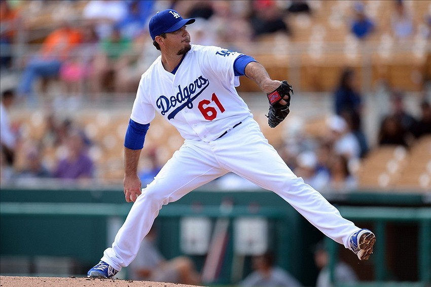 Could Josh Beckett hang up his cleats for good?