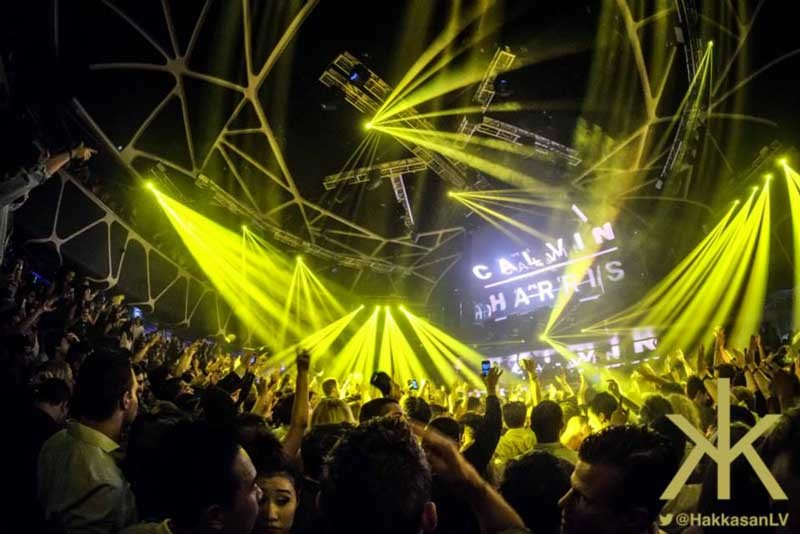Calvin Harris, Steve Aoki: Hakkasan announces November DJ roster