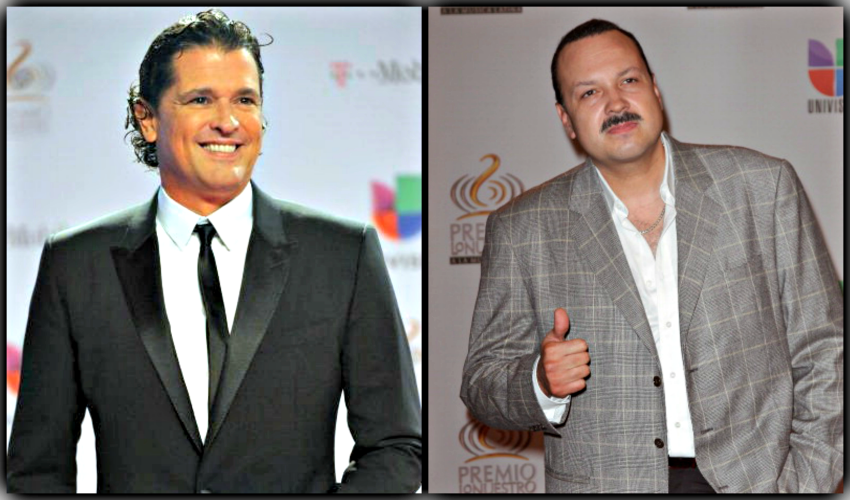 Carlos Vives and Pepe Aguilar named as 2014 Hispanic Heritage Award honorees