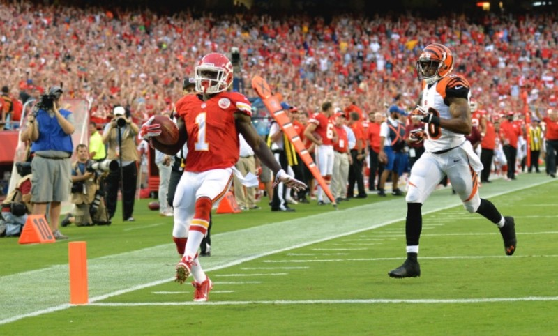 De'Anthony Thomas likely a no-go for Chiefs opener on Sunday