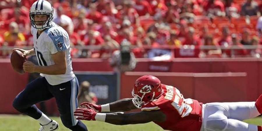 Tennessee Titans move up nine spots in ESPN power rankings