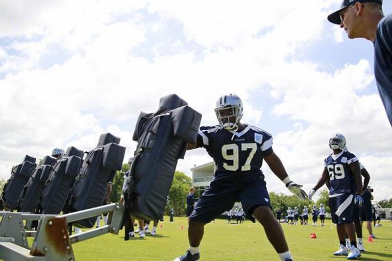 Dallas Cowboys news: Terrell McClain ready for season debut
