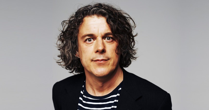 Alan Davies plans a Little Victory at The O2