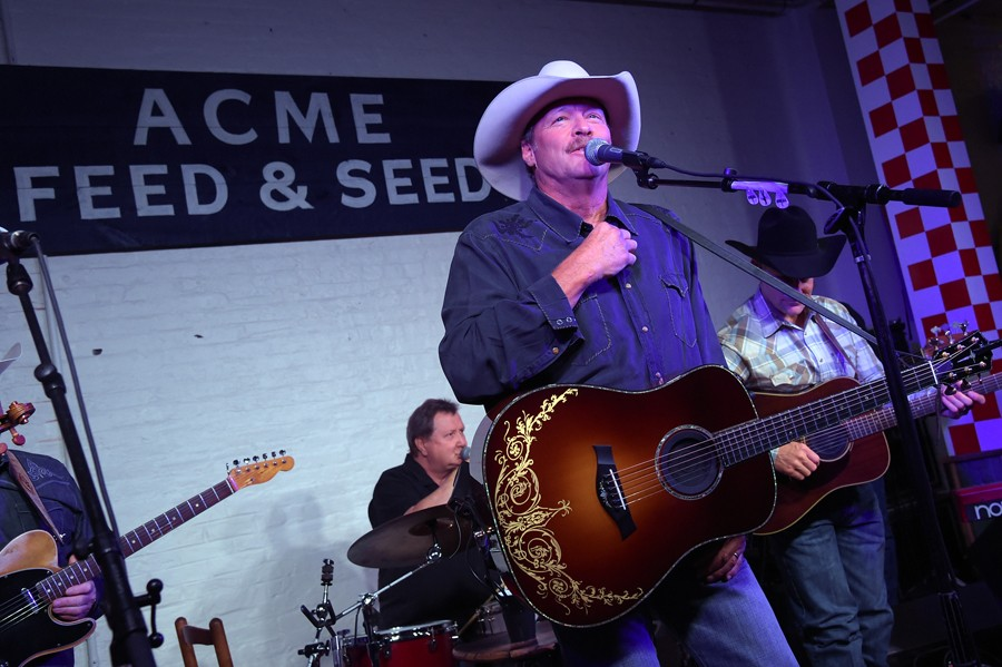 Alan Jackson ushers in grand opening of Nashville's ACME Feed & Seed