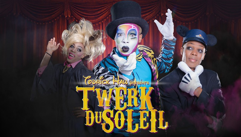 YouTube sensation Todrick Hall at the Gothic Theatre