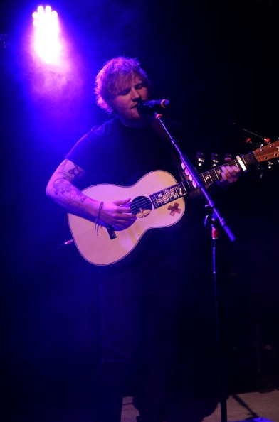 Ed Sheeran announces North American headlining tour dates